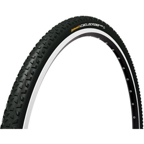 Continental Cyclocross Race WIRE Tyre