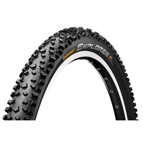 CONTINENTAL EXPLORER 20 RIGID TYRE