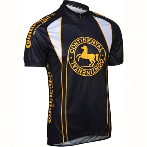 Continental Logo Cycle Jersey