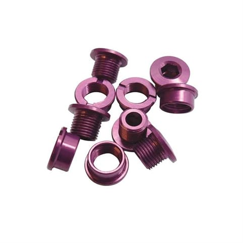 I.D. Alloy Chainring Bolts