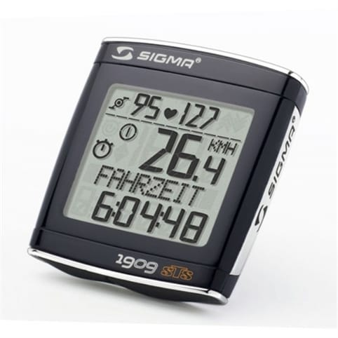 Sigma Sport BC1909  HR Cycle Computer & Heart Rate Monitor