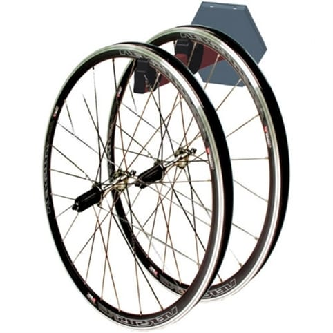 GearUp Platinum 2 Wheel Storage Wall Rack