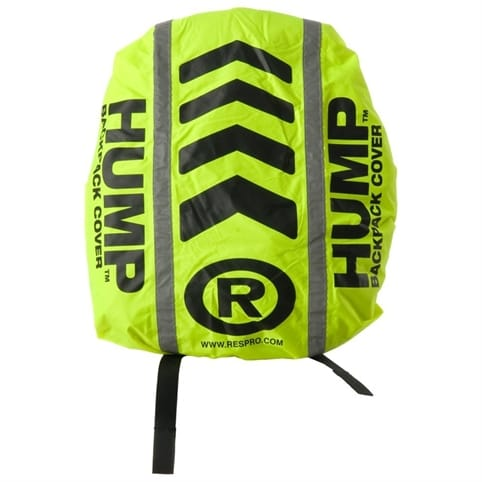 Respro Hi-Viz Regular Hump Waterproof Cover
