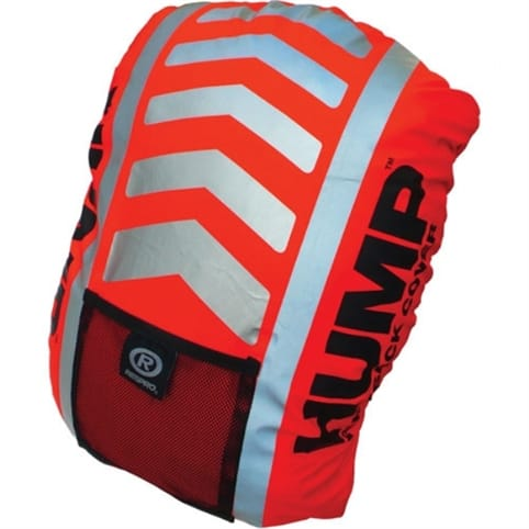 Respro Hi-Viz Red Fluorescent Hump Waterproof Rucsac Cover