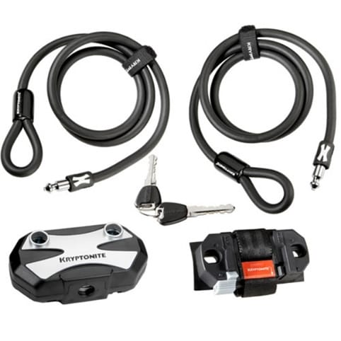 Kryptonite Modulus System Cable Lock - Double Noose Pack