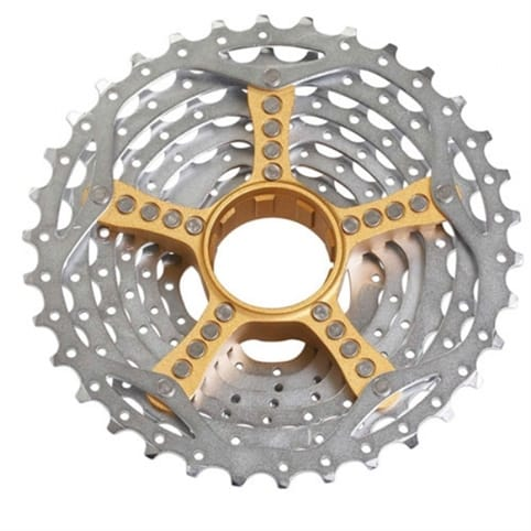 SRAM PG990 9 Speed Cassette - Nugget | Gold