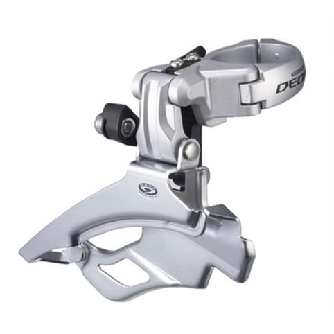 Shimano M591 Deore Conventional Front Derailleur