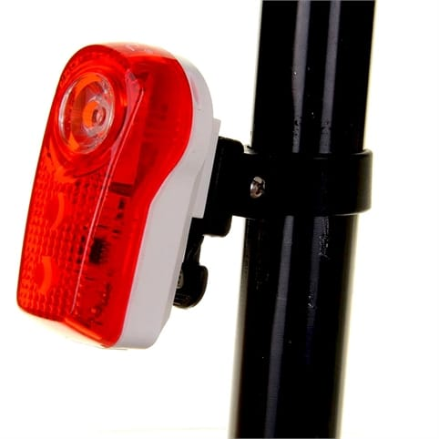 Smart Lunar 25 Lux Front with 1/2 Watt Rear Light Set