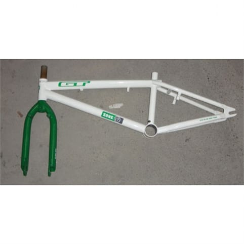GT Zone Freestyle Frame + Fork