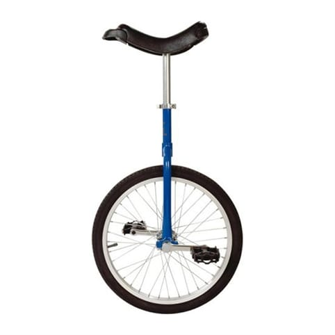 "QU-AX Only One 20"" Unicycle"