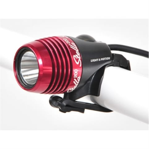 Light & Motion Stella LED 200 Rechargeable Front Light 2011