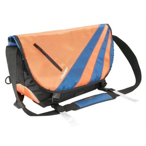 Giant Mission Laptop Messenger Bag