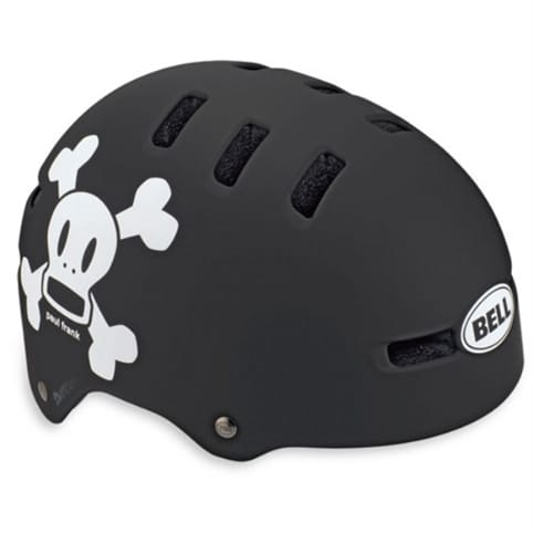 Bell Faction Paul Frank Helmet