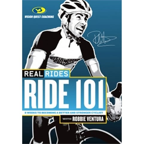 CycleOps Real Rides Ride 101 Training DVD