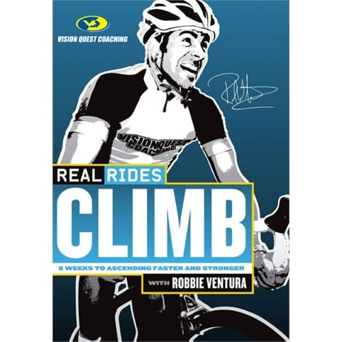 CycleOps Real Rides Climbing Training DVD