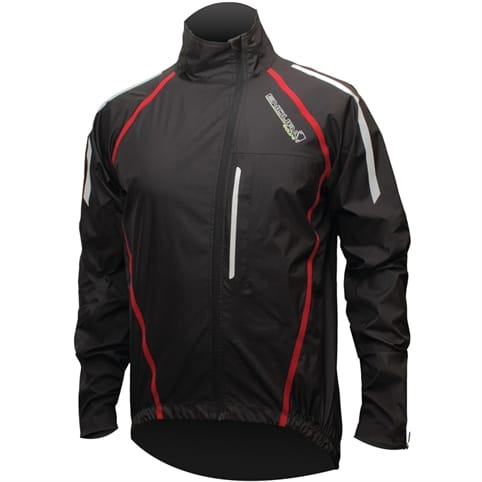 Endura Equipe Exo Shell Compact 3L Cycling Jacket