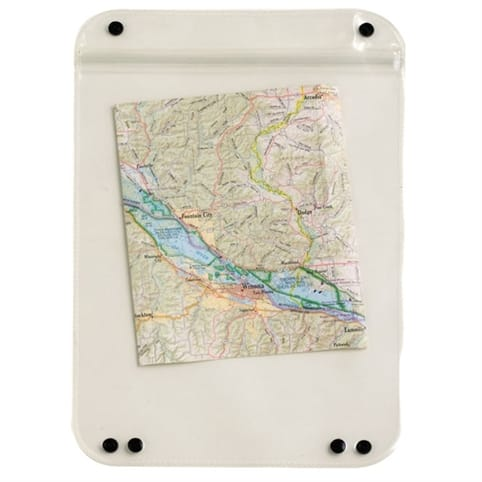 Bontrager Waterproof Handlebar Bag Map Case