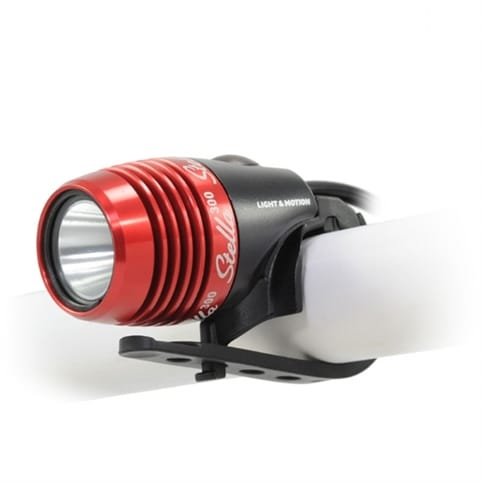Light & Motion Seca 300 Adventure Rechargeable Front Light System 2012