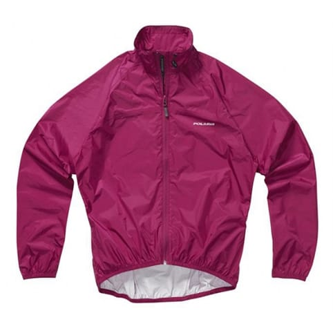 Polaris Junior AQUALITE Kids Waterproof Cycling Jacket