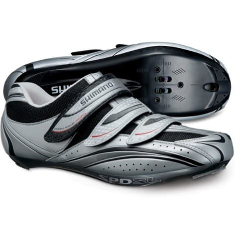 Shimano R077 Road Race Shoes
