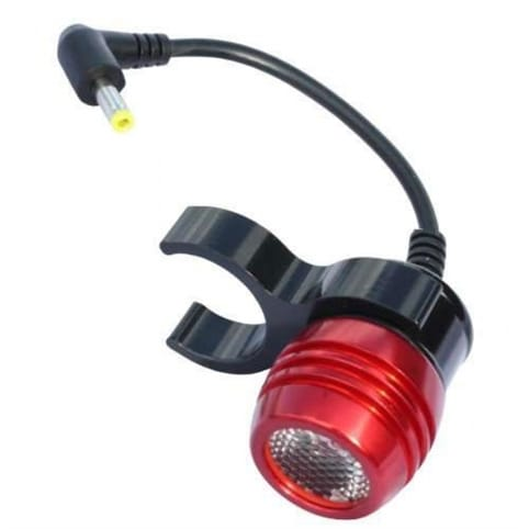 Exposure RedEye Helmet Rear Light with Short Cable - 2012