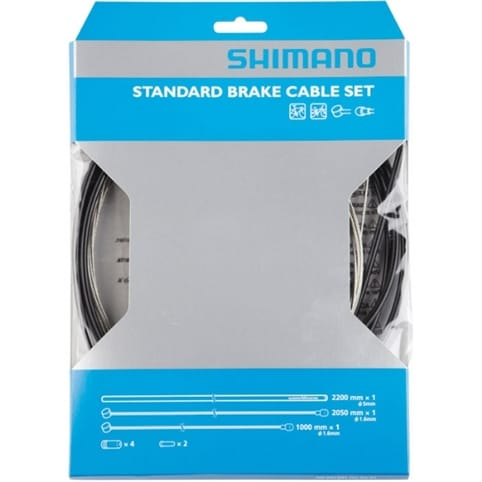 Shimano Road / MTB Brake Cable Set