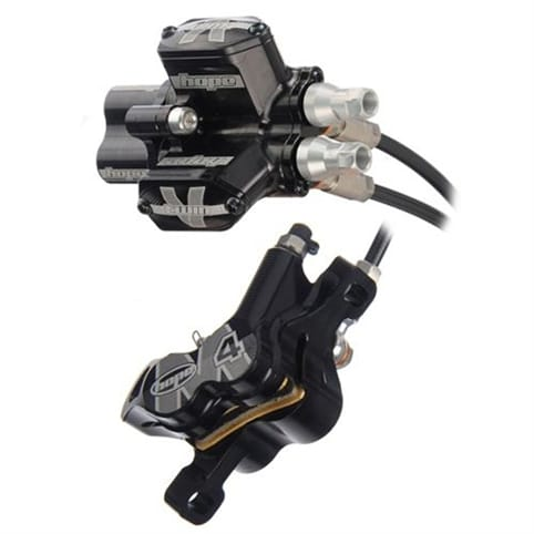 Hope V-Twin Remote Brake System - M4 Calipers