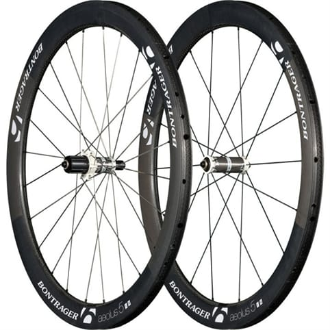 Bontrager Aeolus 5 D3 Clincher Rear Wheel