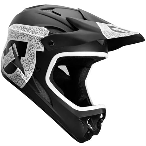 SixSixOne Comp Shifted Helmet 2013