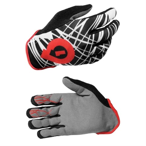SixSixOne Rev Wired Gloves 2013