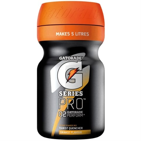 Gatorade G-Series Perform Tub 02