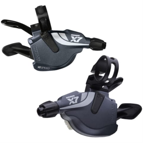SRAM X7 10-SPEED TRIGGER SHIFTER SET