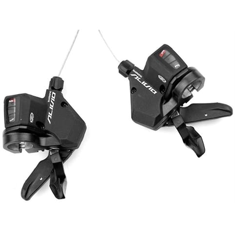 SHIMANO M430 ALIVIO 9-SPEED RAPIDFIRE GEAR PODS [PAIR]