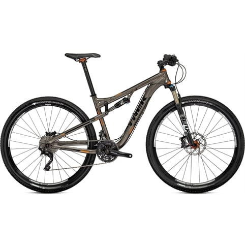 Gary Fisher Collection 2013 Superfly 100 AL Elite Full Suspension MTB Bike