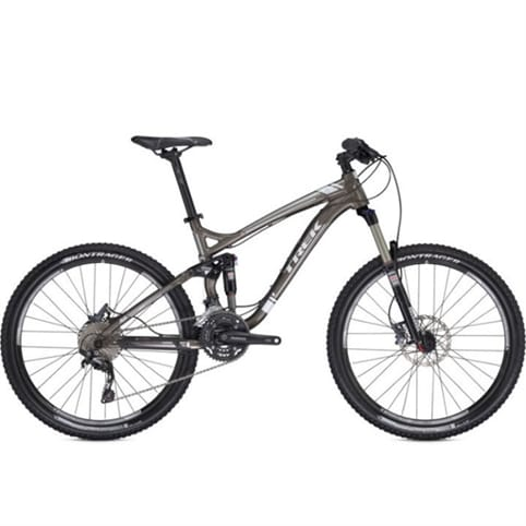 Trek 2014 Fuel EX 6 Full Suspension MTB Bike