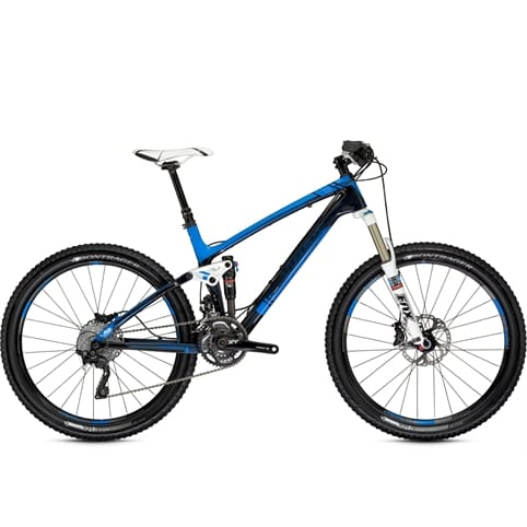 Trek 2014 Fuel EX 9.8 Full Suspension MTB Bike