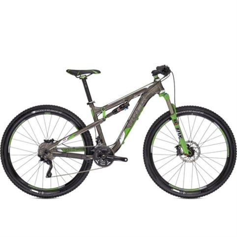 Gary Fisher Collection 2013 Rumblefish AL Elite Full Suspension 29er MTB Bike