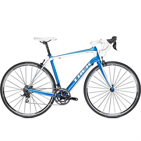 Trek 2014 Domane 4.3 Compact Road Bike
