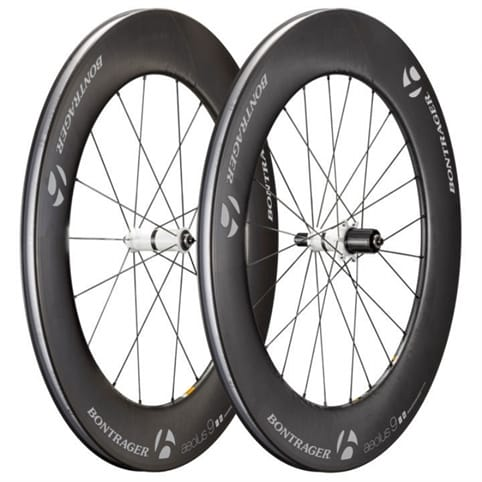 Bontrager Aeolus 9 D3 Clincher Rear Wheel
