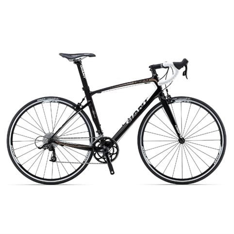 Giant 2013 Defy Composite 2 Compact Road Bike