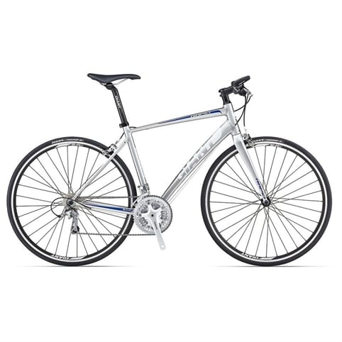 Giant 2013 Rapid 2 Flat Bar Road Bike