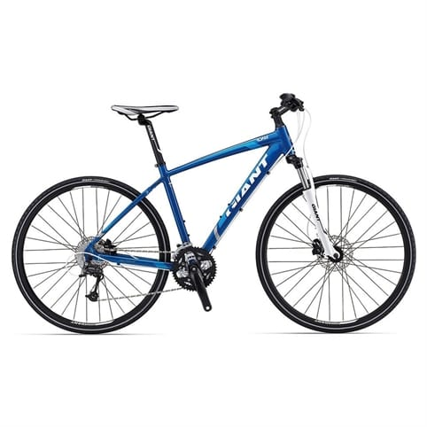 Giant 2013 Roam 1 Disc Hybrid Bike