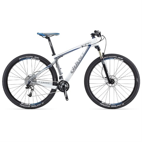 Giant 2013 XtC Composite 29er 2 Hardtail MTB Bike