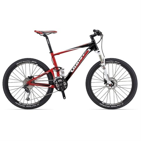Giant 2013 Anthem X 3 Full Suspension MTB Bike