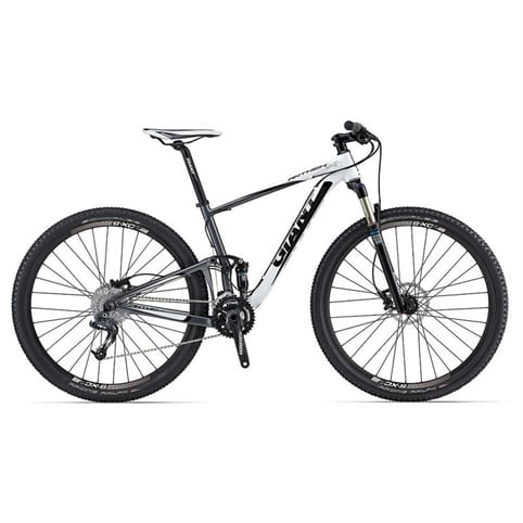 Giant 2013 Anthem X 29er 2 Full Suspension MTB Bike