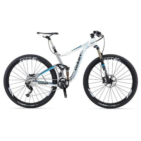 Giant 2013 Trance X 29er 0 Full Suspension MTB Bike