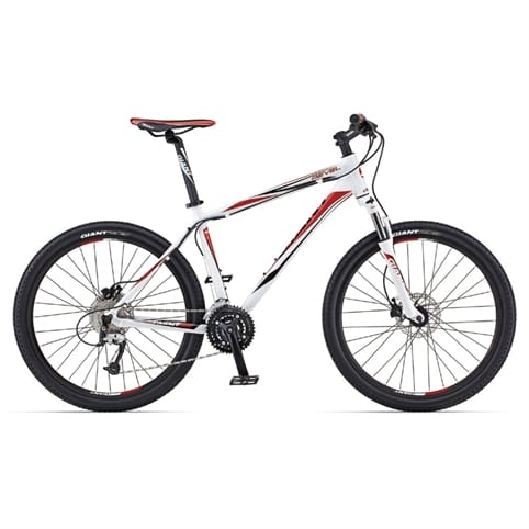 Giant 2013 Revel 1 Disc MTB Bike