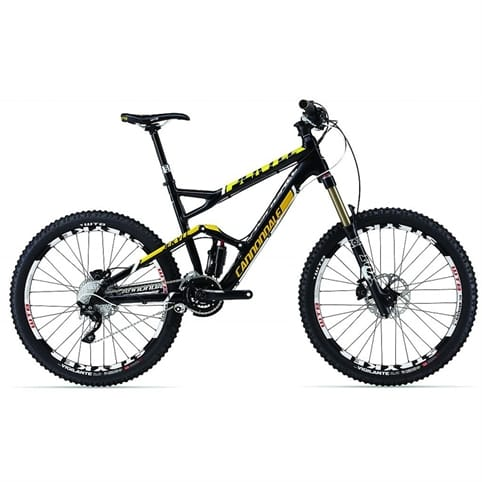 Cannondale 2013 Jekyll MX MTB Bike