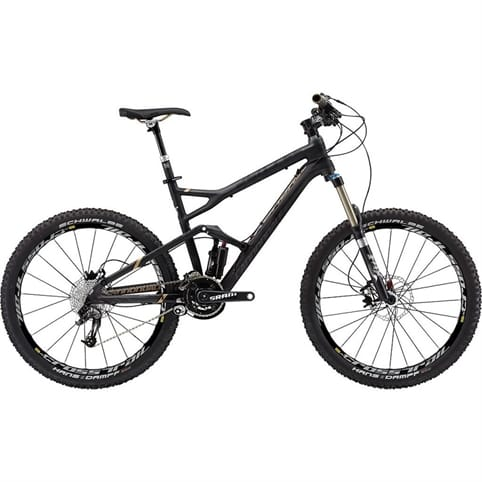 Cannondale 2013 Jekyll Carbon 2 MTB Bike