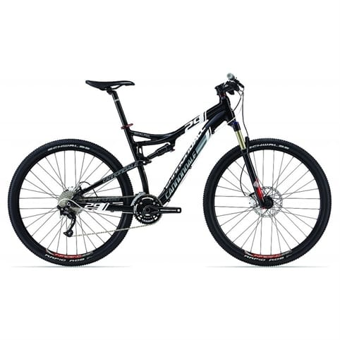 Cannondale 2013 Scalpel 29er 4 Full Suspension MTB Bike